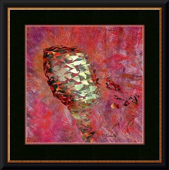 Fine Art Print 'Sirocco' - Art by Kinnally