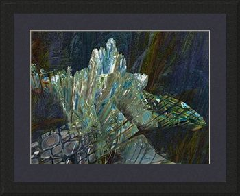 Fine Art Print 'Crystal Shores' - Art by Kinnally