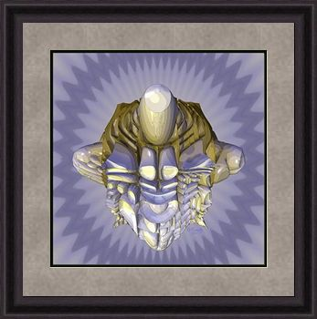 Fine Art Print 'Enlightenment #1' - Art by Kinnally