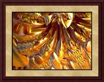 Fine Art Print 'Gooey Chocolate #1' - Art by Kinnally