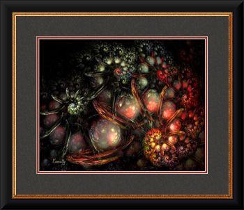 Fine Art Giclee Print 'Scorpio' - Giclee Art by Kinnally