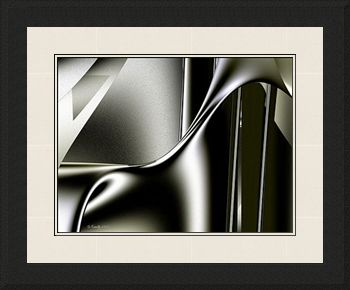Fine Art Print 'Sinuosity #1' - Art by Kinnally